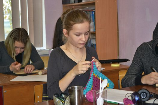 Развитие практических навыков в вальдорфской школе