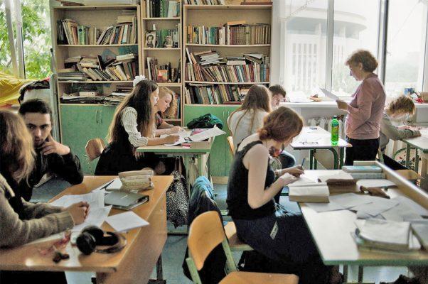 Обучение в вальдорфской школе